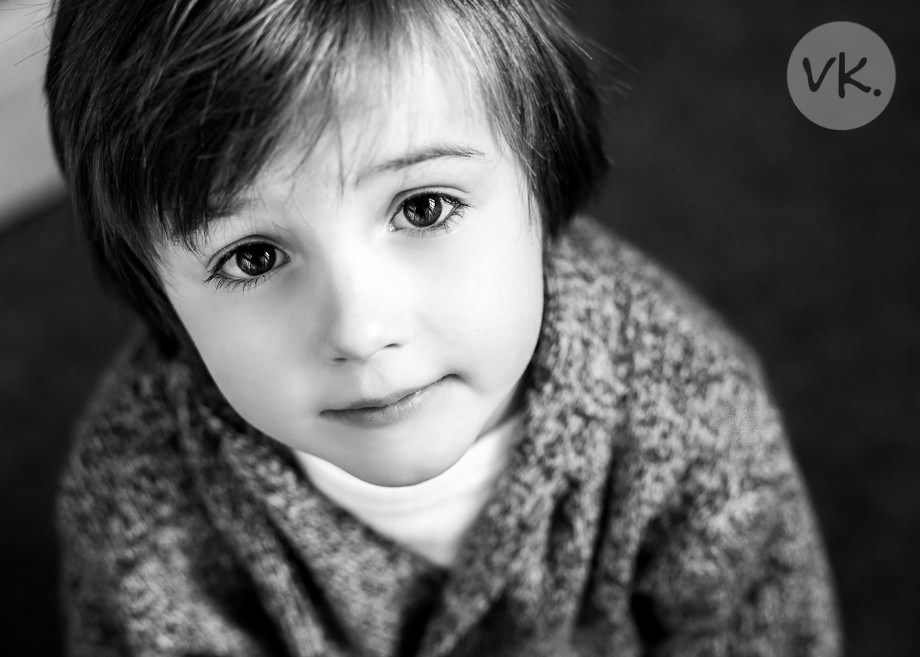 Little Boy With Black Hair And Blue Eyes 26314 Loadtve