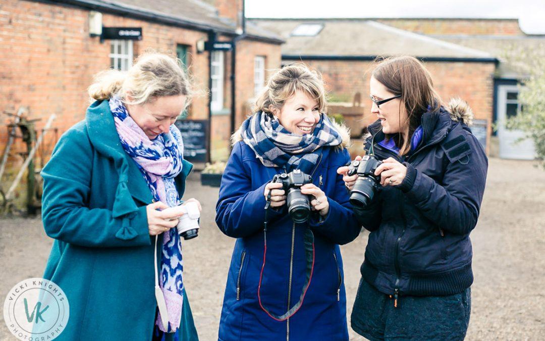 Photography for Parents workshop in Cobham, Surrey