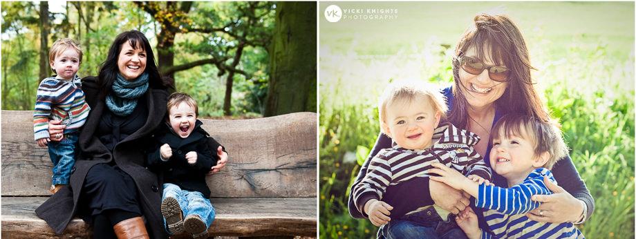 vicki-knights-family-photos