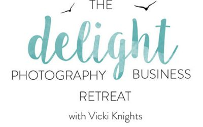 My Delight Retreat for professional family photographers