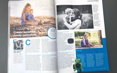 Exciting coverage in Practical Photography magazine